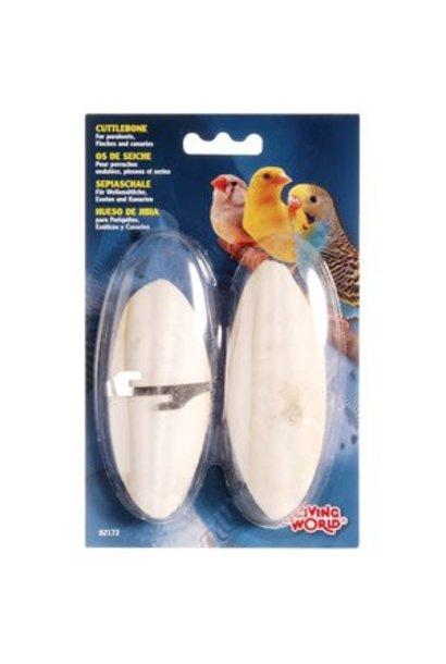 LW Cuttlebone Small twinpack