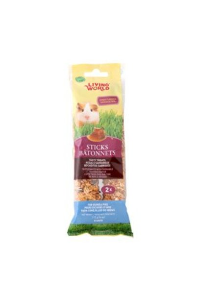 Guinea Pig Honey Stick, 2 pack 4 oz