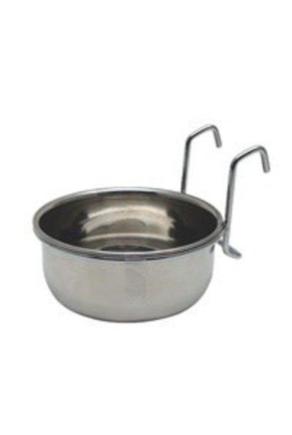 Living World Stainless Steel Dish - 567 g (20 oz)