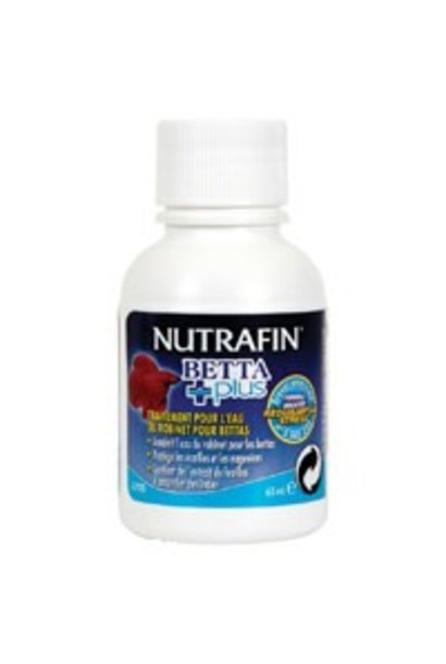 Nutrafin Betta Bowl Conditioner 2 oz