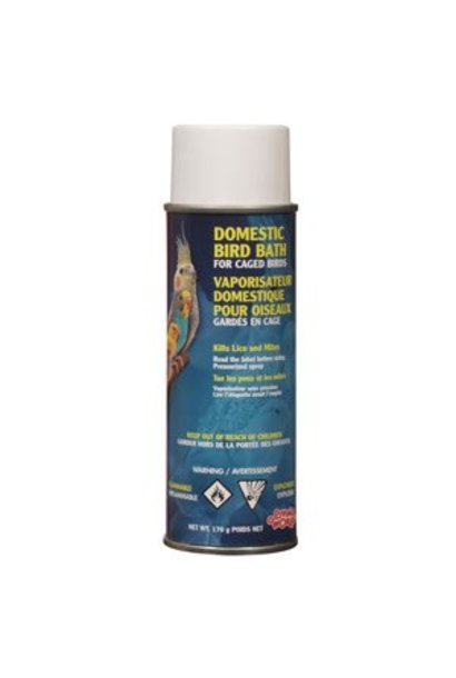 Living World Domestic Bird Bath, 170 g (6 oz)