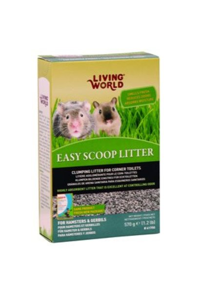 Habitrail Easy Scoop Litter, 1.2 lb  (62565)