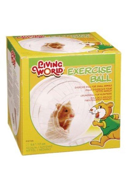 Living World Exercise Ball w/Stand, Medium