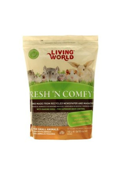 Living World Fresh 'N Comfy Bedding - 10 L (610 cu in) - Tan