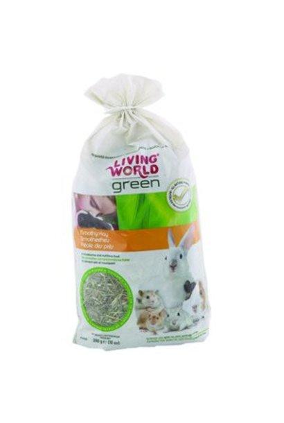 Living World Green Timothy Hay - 280 g (10 oz)