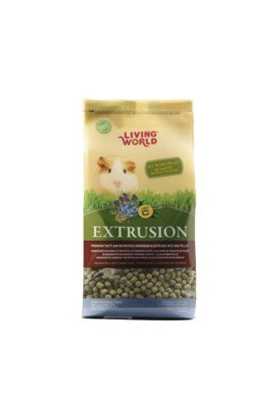 Living World Guinea Pig Food, 3 lb  (60464)