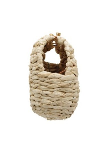 """Living World Maize Peel Bird Nest for Finches, Large, 10.5 x 13 x 15 cm (4.1 x 5.1 x 5.9"""")"""