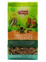 Living World LW Original Seed Diet,Cktl/LBird, 908g-V