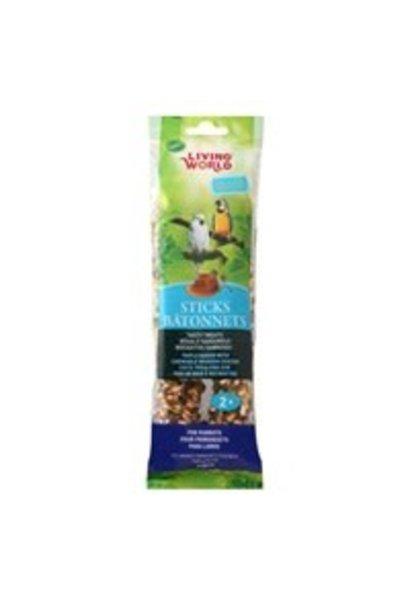 LW Parrot Honey Stick, 2-pack 140gr