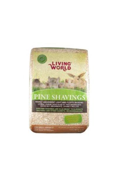 Living World Pine Shavings - 10 L (600 cu in)