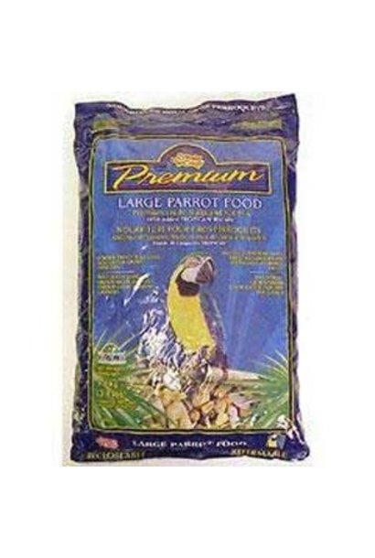 Living World Premium for Large Parrots, 9.7 kg (20 lbs)
