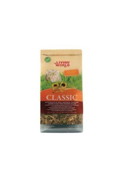 Living World Premium Hamster Mix, 2 lb, standup zipper bag