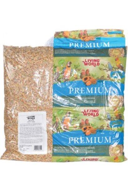 Living World Premium Mix For Budgies 9.07 kg (20 lb)