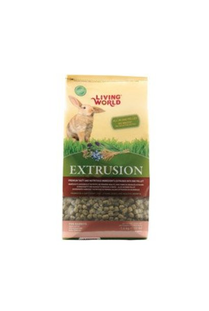 Living World Rabbit Food, 3 lb