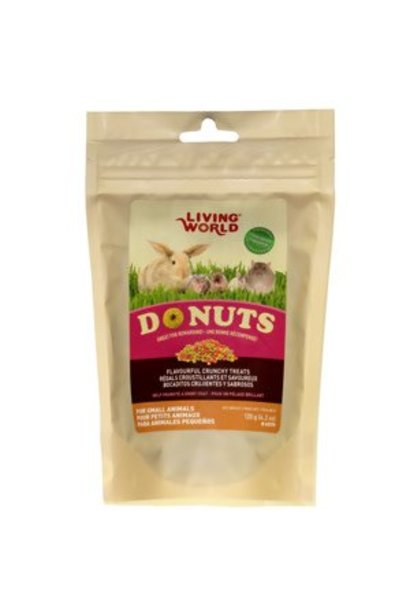 LW Donuts, Pouch 120g