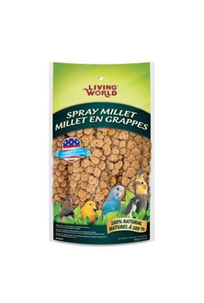 Living World Spray Millet, 100 g