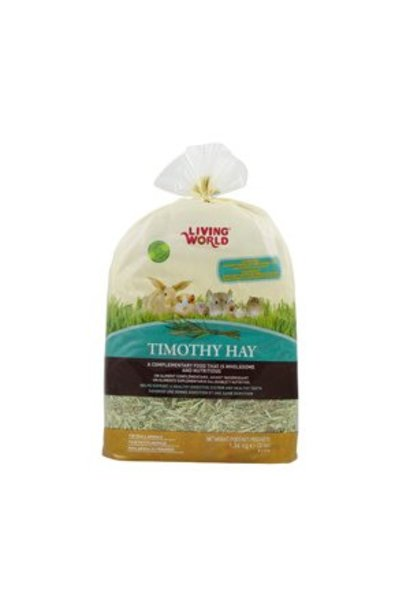 Living World Timothy Hay 48oz, (1362g)