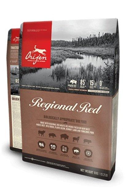 OR Regional Red 11.4kg
