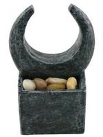 Marina Betta Kit Marble Sculpture