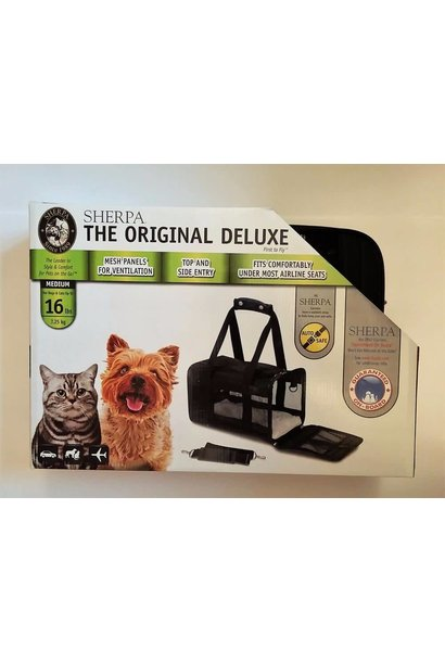 Sherpa The Original Deluxe Medium (Up to 16lbs)