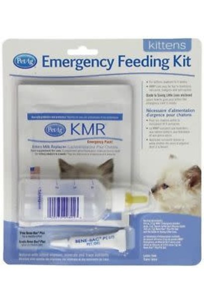 KMR Emergency Feeding Kit