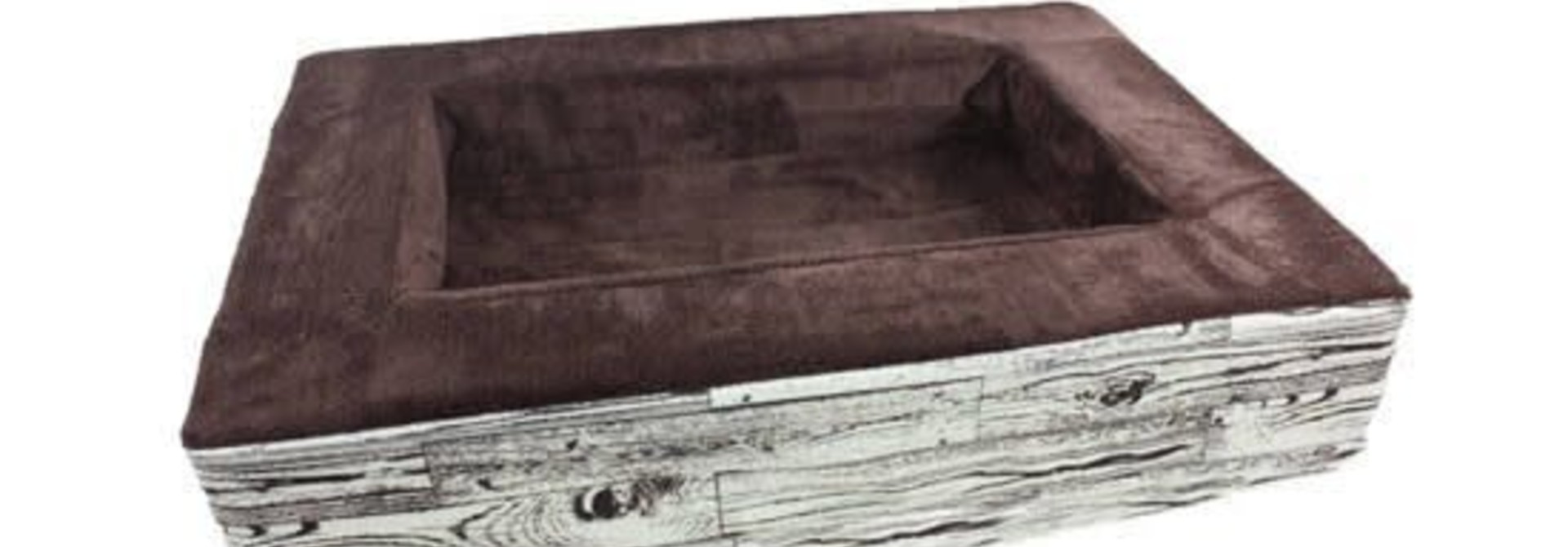 Contour Bed Wood Small 27x20