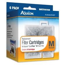 Aqueon Filter Cartridge Medium 6PK-1