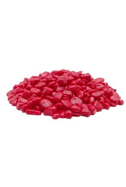 Marina Decorative Aquarium Gravel, Red, 10 kg (22 lbs)