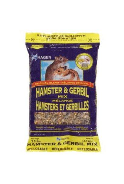 Hamster & Gerbil Mix - 2.5lbs