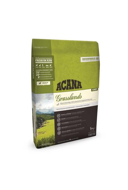 AC Cat Grasslands 340gm