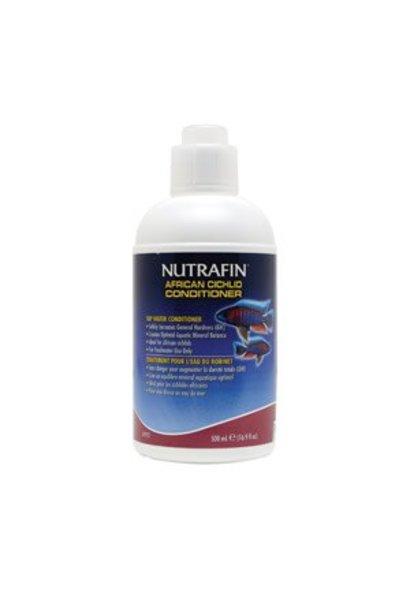Nutrafin African Cichlid Conditioner, GH Increaser, 500 mL (16.9 fl oz)