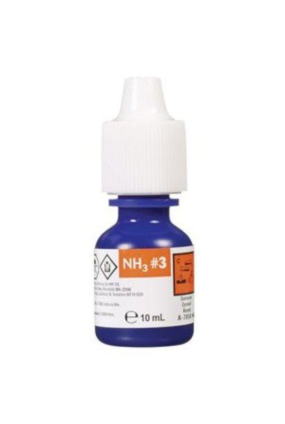 Nutrafin Ammonia fresh and saltwater reagent #3 refill, 10 mL (0.3 fl oz)