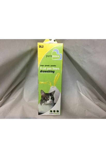 Pureness 8 cat liners large