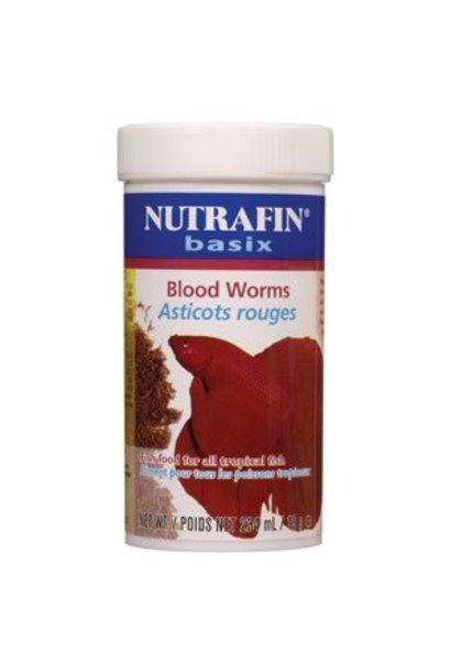 Nutrafin Basix Freeze D. Blood Worm, 19g (0.7oz)