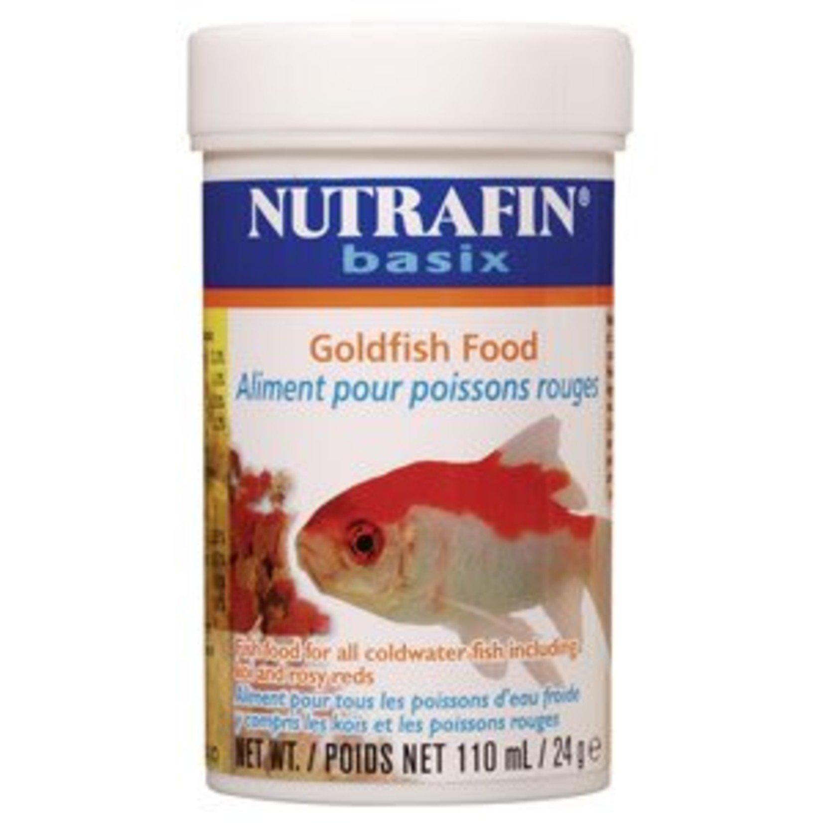 Nutrafin Nutrafin Basix Goldfish Food, 24 g (0.8 oz)