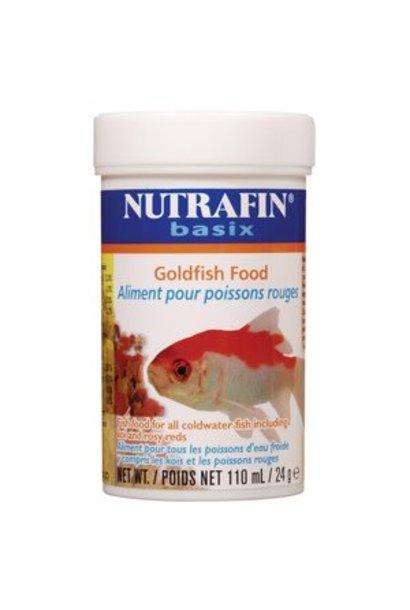 Nutrafin Basix Goldfish Food, 24 g (0.8 oz)