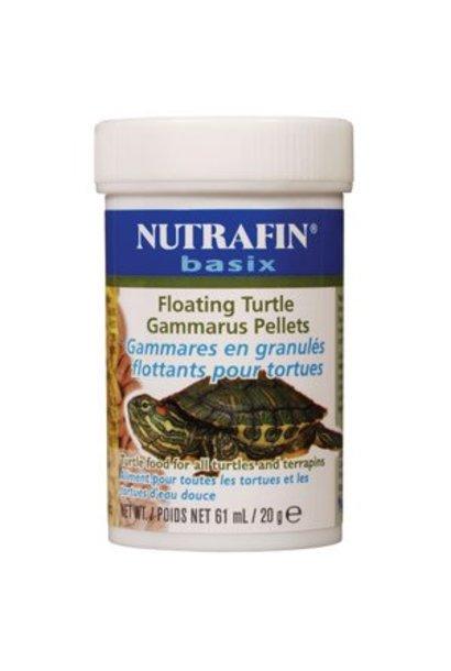 Nutrafin Basix Turtle Gammarus Pellet, 20g_0.7oz