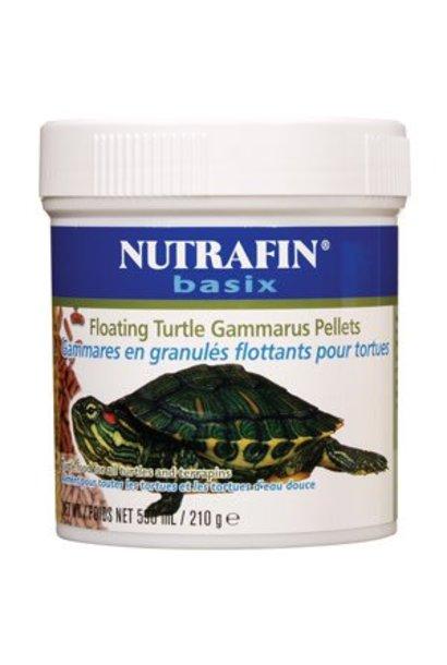 Nutrafin Basix Turtle Gammarus Pellet, 210 g (7.4 oz)