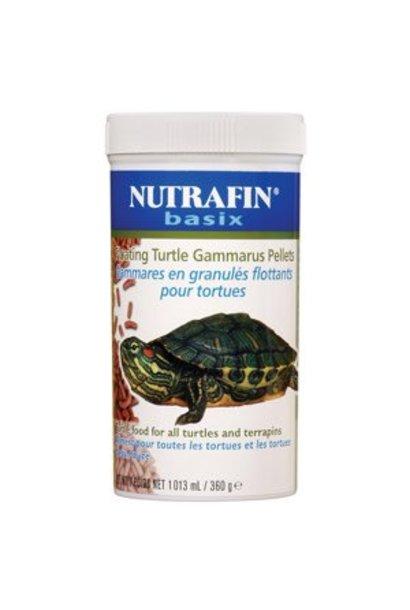 Nutrafin Basix Turtle Gammarus Pellet, 360g_12.6oz