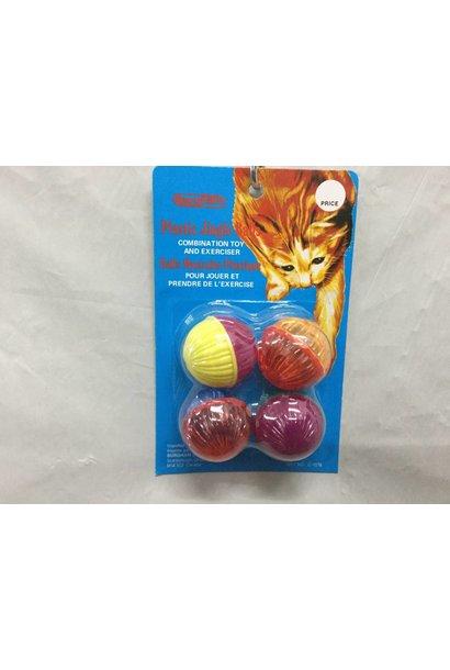 BURG Plastic Jingle Balls