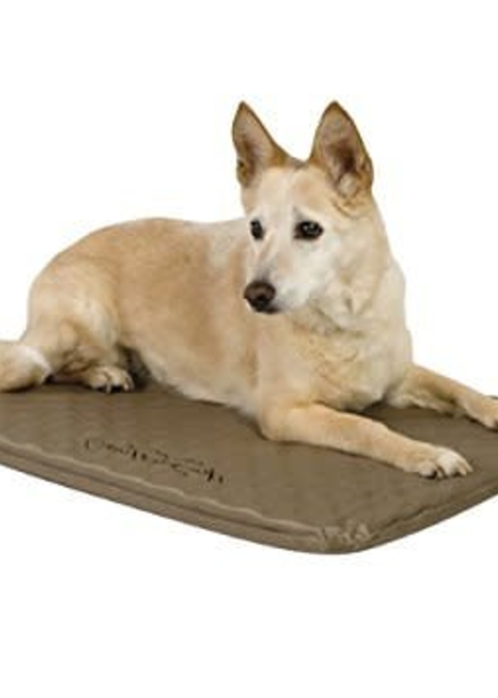 K&H Pet Lectro Soft Outdoor Heated Bed Brn19x24