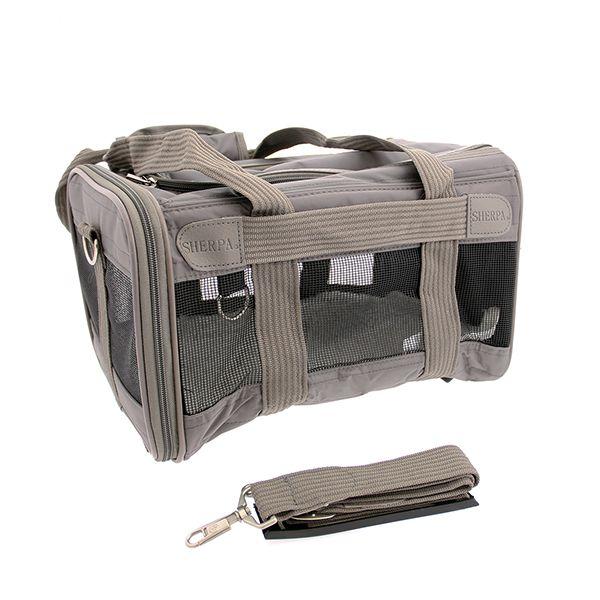 Sherpa Original Deluxe Bag Gray Small-1