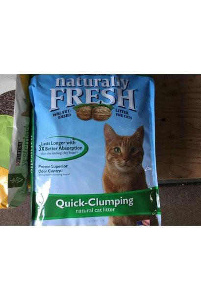 Naturally Fresh Clumping Litter (Green) 26 lb