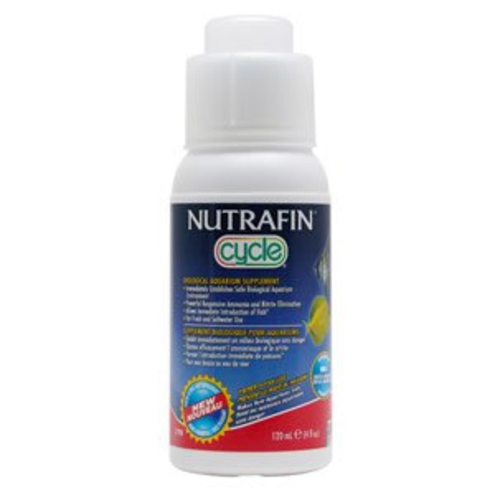 Nutrafin NF Cycle Bio.Ftlr. Suplmnt,120ml-V