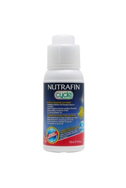 Nutrafin Cycle Bio Filter Supplement 4.1 oz