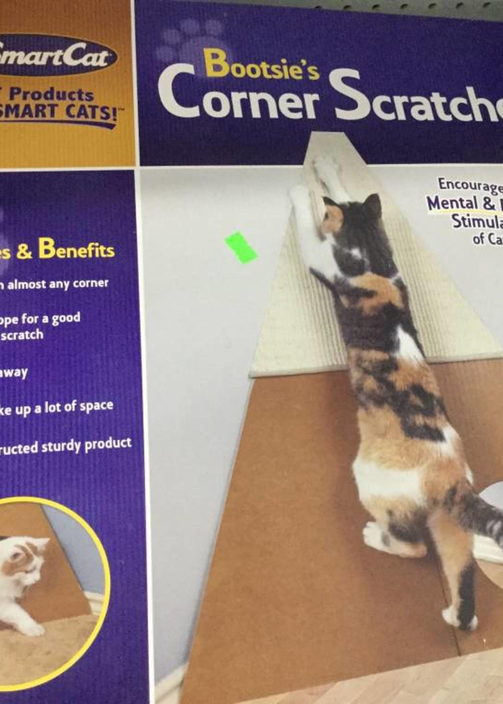 Smart Cat Bootsie's Corner Scratcher