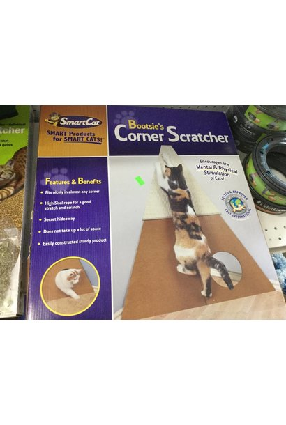 Bootsie's Corner Scratcher
