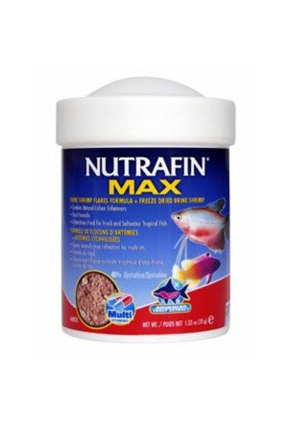 Nutrafin Max Brine Shrimp 1.24 oz