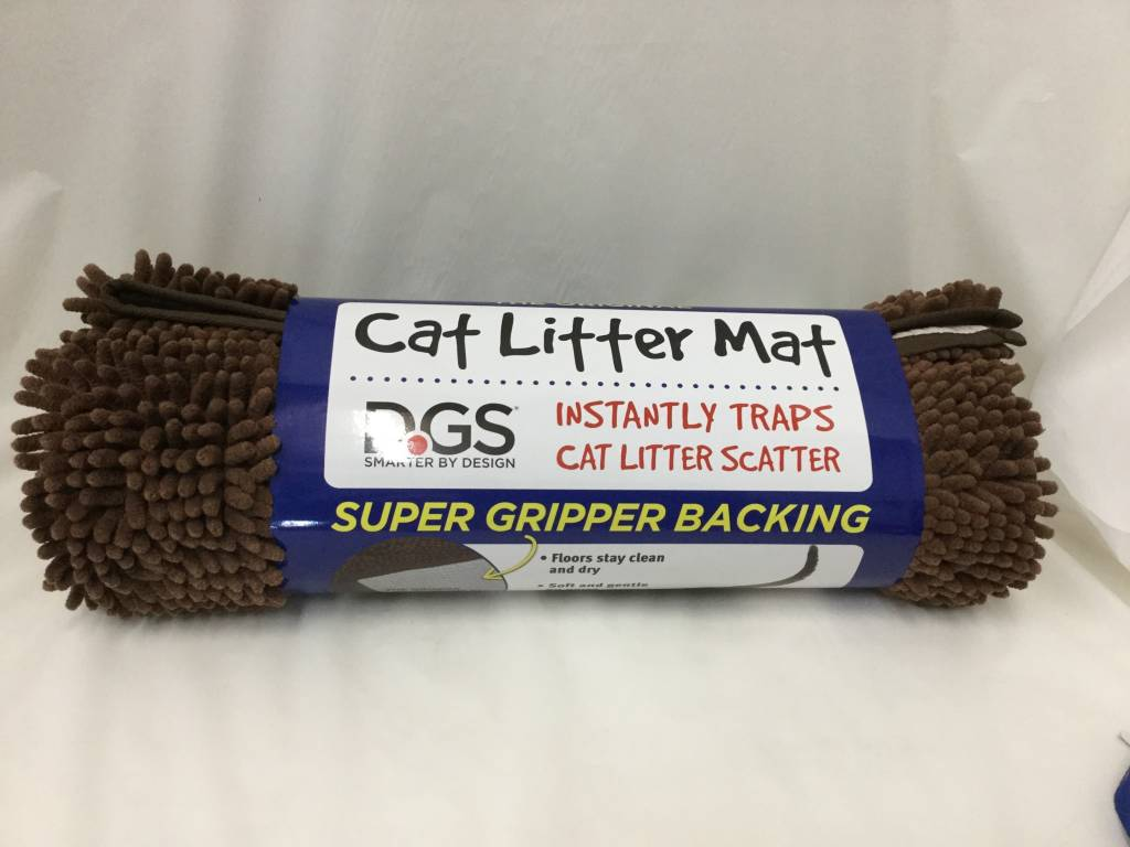 DirtyCat Littermat Brown 35x26-1