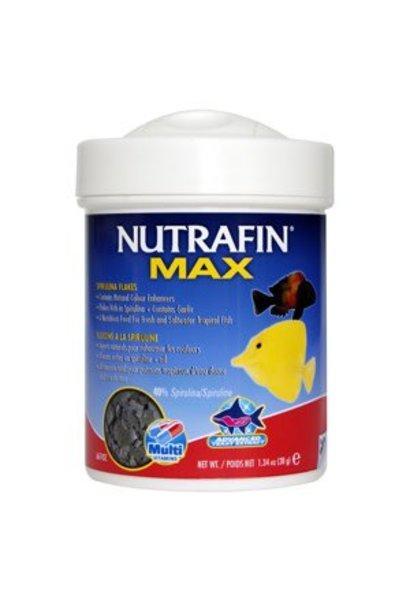 Nutrafin Max Spirulina Flakes 1.34 oz